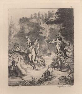 Eugene-Delacroix-Allegorie-de-L-039-ete-Eau-Forte-Laguillermie-XIXe