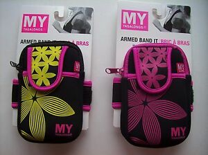 My-Tagalongs-Armed-Band-IT-Womens-Select-Color-Adjustable-NWT