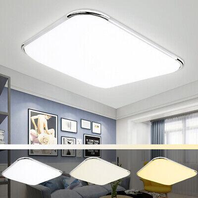 12W LED Deckenleuchte Deckenlampe Wohnzimmer Badleuchte Wandlampe Büro 3 in 1