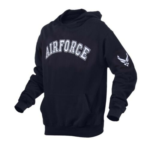 Rothco 2047 Air Force Pullover Hoodie Officially Licensed by the U.S Air Force