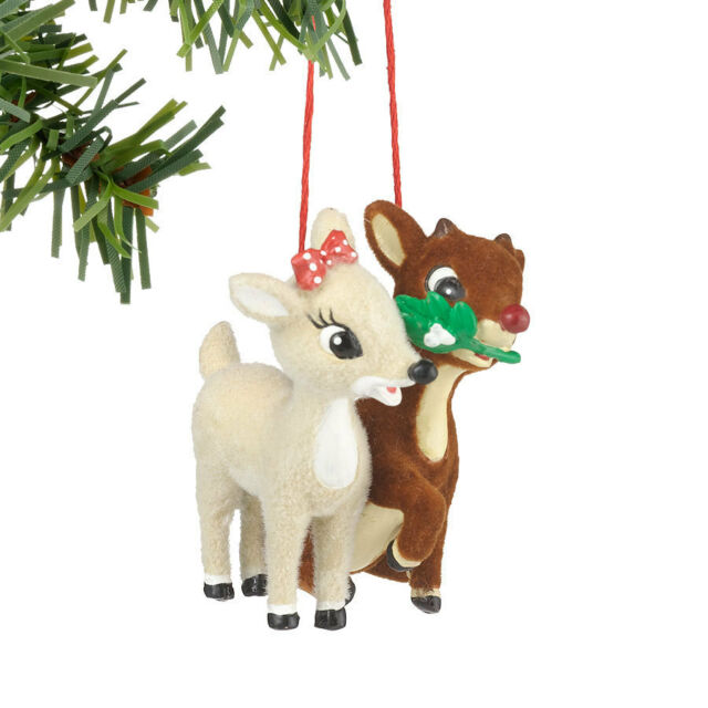 Rudolph Flirting With Clarice  From Enesco