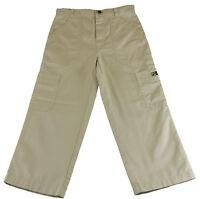JACADI Boy's Battle Mastic Cotton Trousers Age: 5 Years $52 NWT