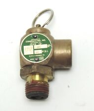 Safety Valve 40 Psi For Midmark Ritter M9 Ultraclave Older Autoclave Parts