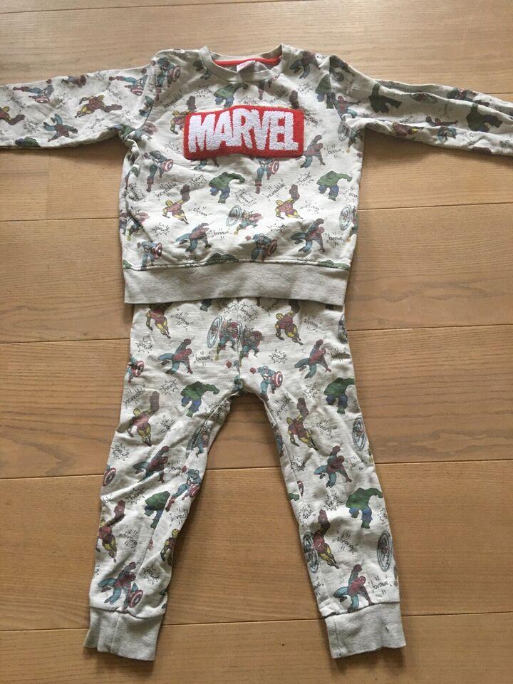 Sæt, Jokingtøj, Marvel