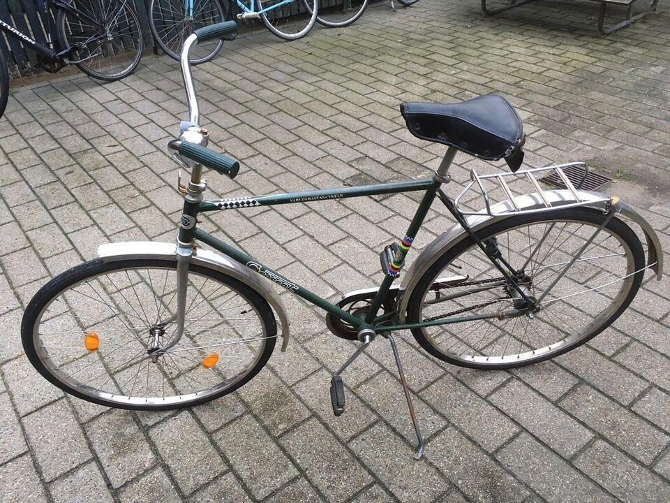 Herrecykel, Crescent, 2 gear