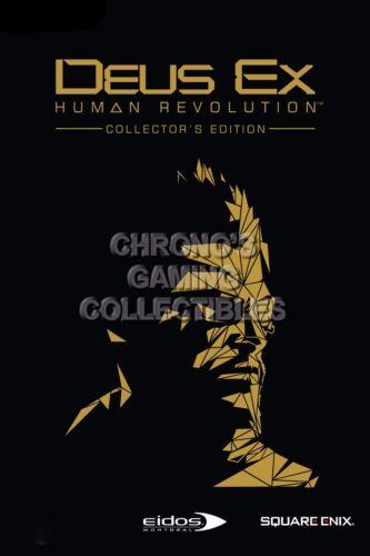 DEU009 RGC Huge Poster Deus Ex Human Revolution PS3 PS4 XBOX 360 One