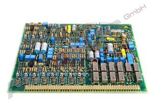 C98043-a1058-l1 Gebraucht Zusatzfunktion A63 Verantwortlich Siemens Simoreg Flachbaugrp