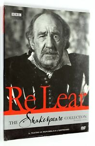 DVD-RE-LEAR-THE-SHAKESPEARE-COLLECTION-N-1-2005-Teatro-Hordern-Bird-Lesser