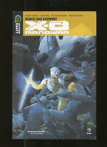 X-O Manowar  Band   1  Action Kraft  deutsch  Z 1-