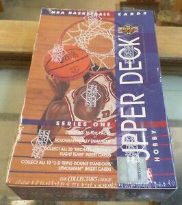 1993-94-NBA-Upper-Deck-Basketball-Cards-Sealed-Box-Packs-Series-One-1-hobby