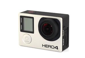 GoPro Hero4 Black Edition Camcoder - CHDHX-401-EU