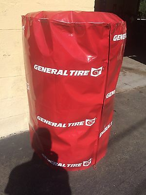 CONTINENTAL TIRE STACK-COVER Wheel Protector Mercedes Porsche BMW Audi Man Cave
