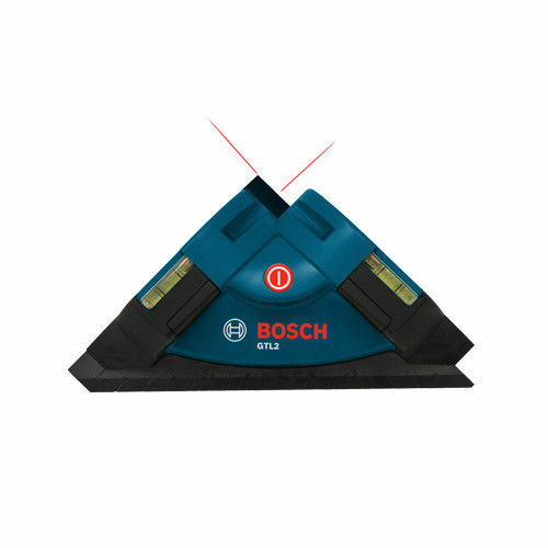 Bosch GTL2RT Horizontal / Vertical Laser Level and Square Reconditioned
