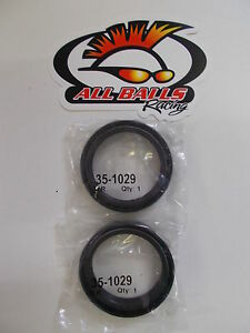 PerséVéRant All Balls Coppia Paraolio Forcella (43x54x11) Per Triumph Speed Triple 1050 2012