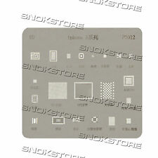 BGA STENCILS REBALL REWORK DIRECTLY HEAT REBALLING MOBILE PHONE iPHONE 5