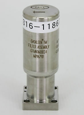 """NEW Pall Gaskleen GTMN3600CC4 Surface Mount TM Gas Filter 1-1//8/"""" C-Seal Sealed"""