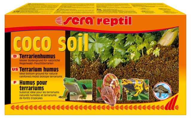 Sera Reptile Coco Soil , 650 G, 1 St