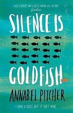 El silencio es Goldfish, lanzador, Annabel, Libro Nuevo