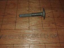 Exhaust deflector screen screws MCCULLOCH 605 610 650 655 690 EB 3.7 timber bear