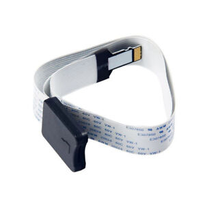 TF-Micro-SD-SD-adaptador-cable-extension-flexible-actualizacion-GPS-del-coche