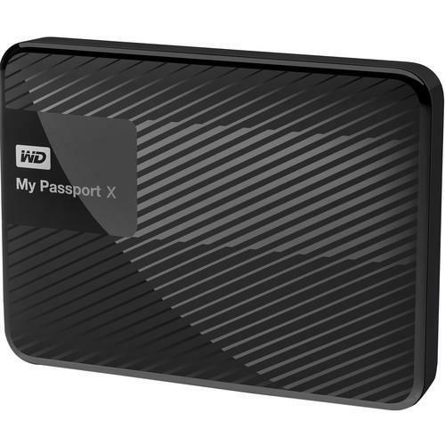 Western Digital 2TB X USB 3.0 Portable External Hard Drive WD MAC Xbox 2 TB