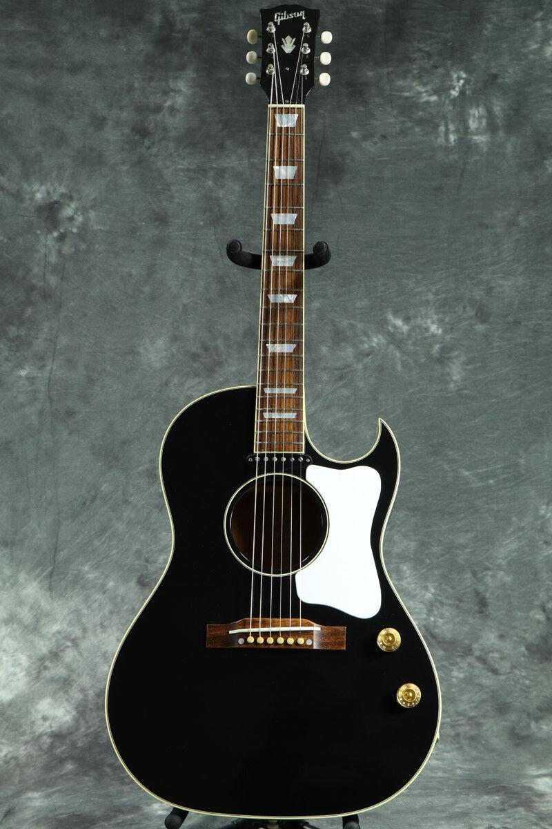 Gibson CF-100E EB JAPAN beautiful rare EMS F S