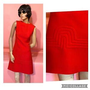 1960\u2019s Mod Mini Dress