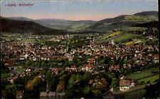 Winterthur Kanton Zürich alte Postkarte ~1910/20 Blick über die Stadt Panorama