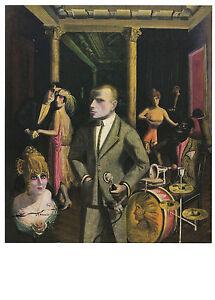 Otto Dix Drei Weiber Kunstpostkarte