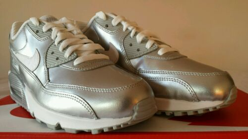 Argent Leather Nike Premium 97 Max N 90 Air 36 fxF68PnqAc