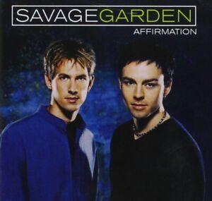 SAVAGE-GARDEN-AFFIRMATION-CD-DARREN-HAYES-90-039-s-AUSSIE-POP-NEW