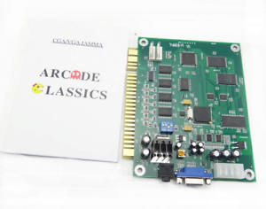 NEW-Classical-Game-60in1-PCB-Board-VGA-CGA-Output-for-Jamma-arcade-Cabinet-AC708