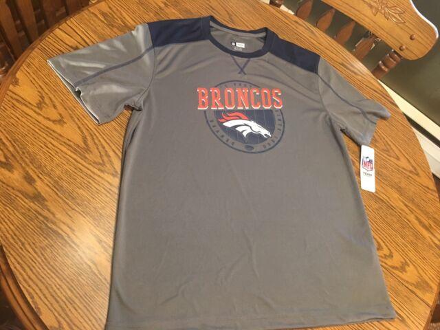 Denver Broncos NFL Men s Graphic TX3 Cool Performance T-shirt Size XLarge -  NWT 7ca175381