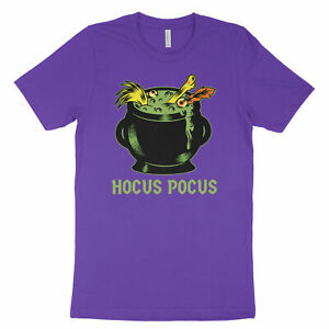 Hocus-Pocus-Witch-039-s-Brew-Soup-Halloween-Costume-Scary-Spooky-Shirt-Unisex-T-Shir