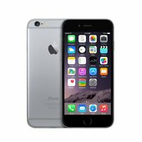 Brand Straight Talk Apple Iphone 6 32gb Space Gray - Free Priority Shipping