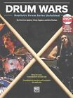 Drum Wars: Realistic Drum Solos Unfolded, Book & DVD by Vinny Appice, Eric Fischer, Carmine Appice (Paperback / softback, 2016)