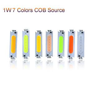 7-Color-COB-Strip-LED-Source-1W-DC12V-Light-Moudule-Flip-Chip-Bar-Lamp-DIY-Car