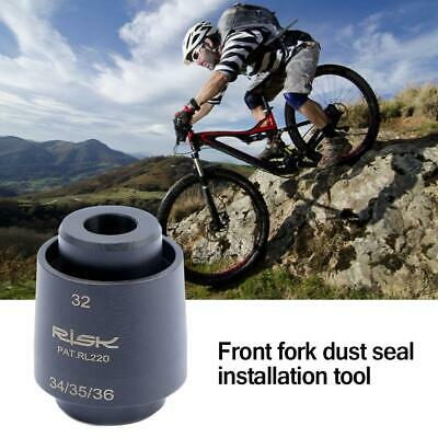 RISK Mountain Bike 4 in1 Fork Tool Oil seal Dust Seal Tool Fit 32//34//35//36mm US