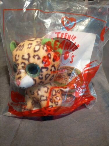 *PICK ONE* 2017 Teenie Beanie Boos McDonald/'s Happy Meal Plush Toy *YOUR CHOICE*
