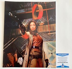 Gina-Torres-Autographed-Firefly-11x14-Photo-Signed-Hot-Zoe-Washburne-Beckett-COA