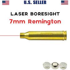 7mm Rem Remington LASER BORESIGHT For Zeroing In Rifle Gun Scope Bore Sight