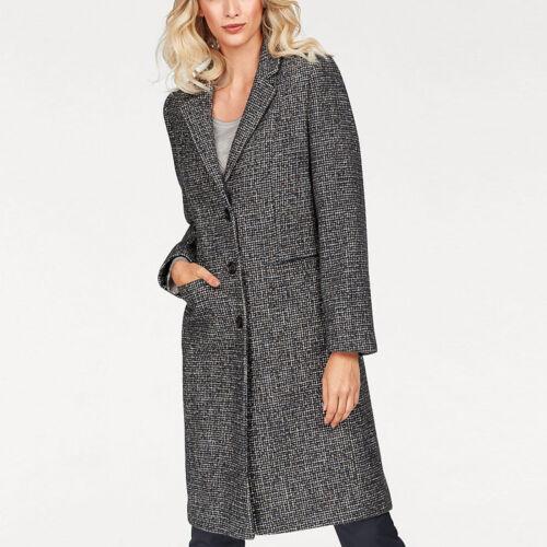 Plaid Coat Size 38 Brand Brilliant lana Coat 20 lana Jacket Transitional 36 Cappotto di FOpg4p0Aq