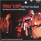 Oscar Peterson - What's Up? (The Very Tall Band/Live Recording, 2007)