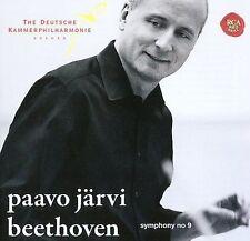 Paavo Jarvi - Beethoven: Symphony No. 9 Super Audio Hybrid Disc (RCA)
