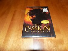 THE PASSION OF THE CHRIST Mel Gibson Film FULL SCREEN Last Day of Jesus DVD NEW