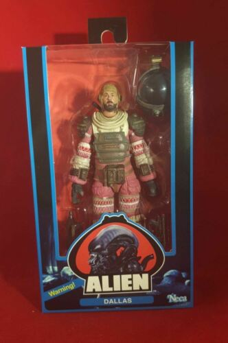 Neca Alien Dallas action figure 40th anniversary