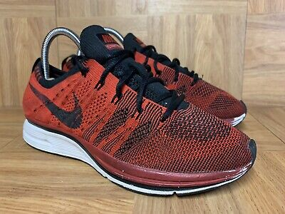 flyknit trainer university red