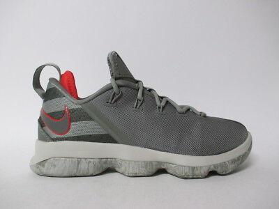 on sale 5081a b375e Nike Lebron 14 XIV Low Dark Stucco Green Orange Sz 9 878636-003 | eBay