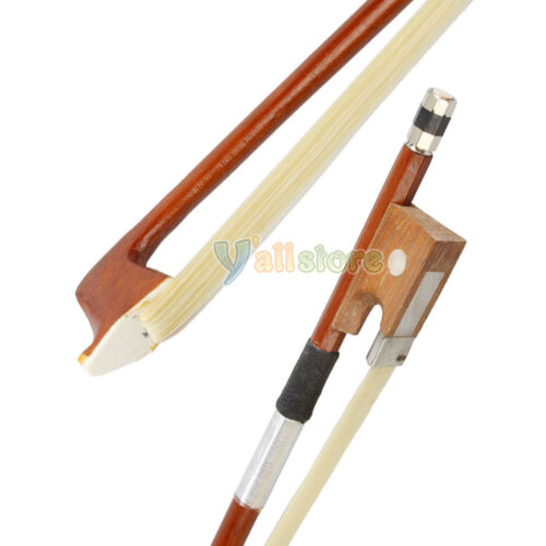 New Good Quality 1/2 Size Arbor Horsehair Violin Bow