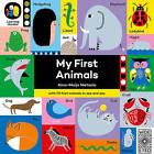 My First Animals by Aino-Maija Metsola (Board book, 2017)